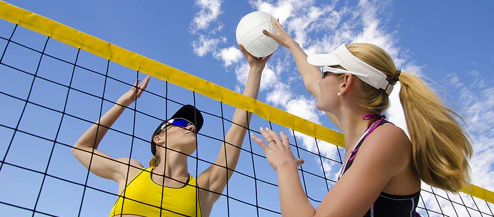Beachvolleyball Cup in Karlshagen